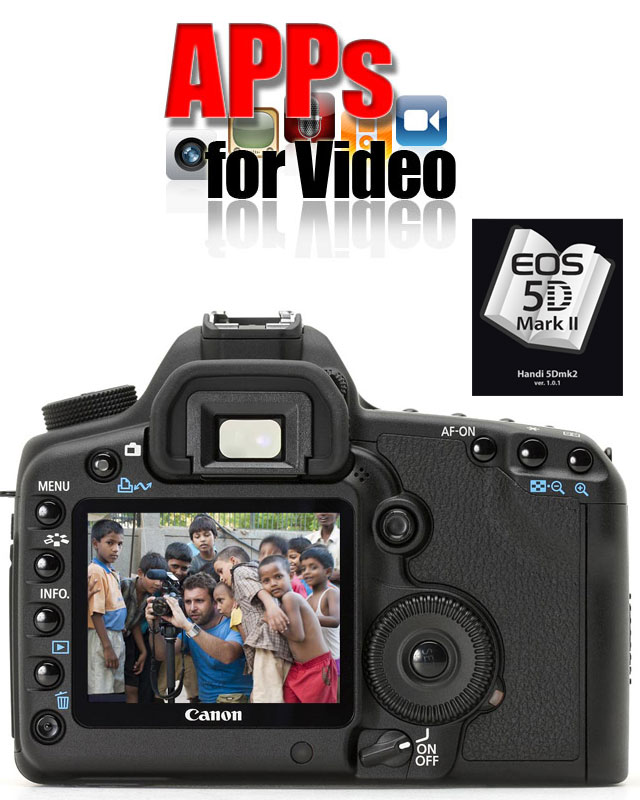 APPs-for-Video-5D2