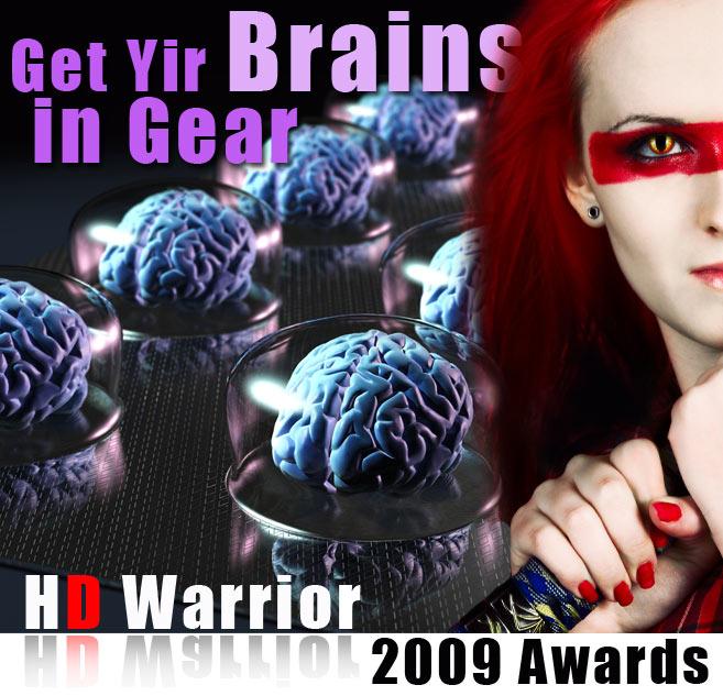 Brains-in-Gear