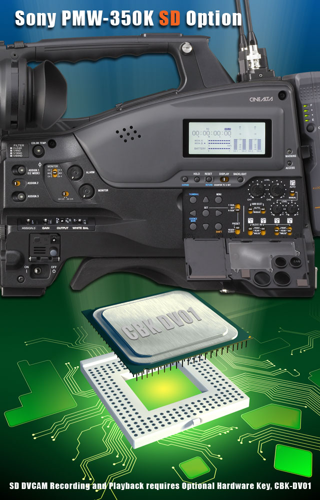 Sony-350-SD-option