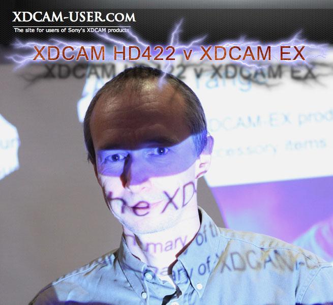 XDCAM-422-v-EX