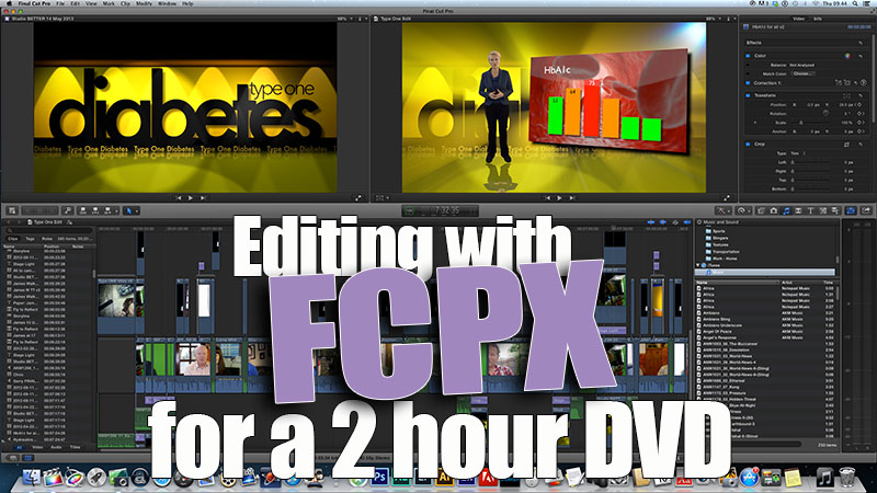 FCPX-title