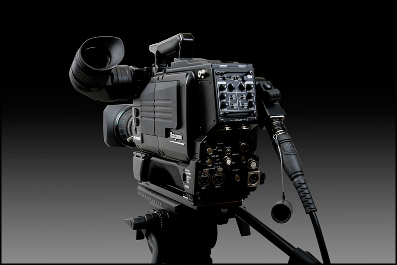 Ikegami-HC-HD300-rear