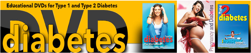 Diabetes DVD banner Ud