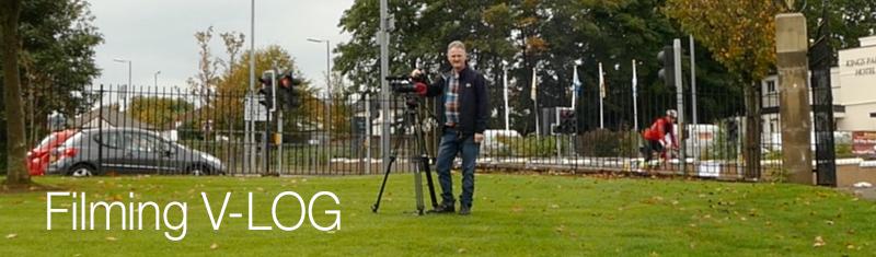 Film V log